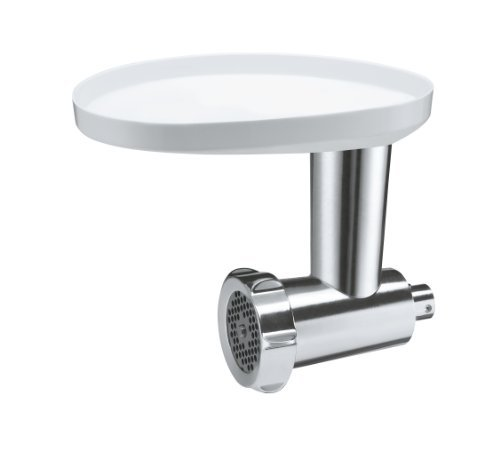 Cuisinart Meat-Grinder Attachment for Cuisinart Stand Mixer, White