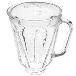 Round Glass Blender Jar Fits Hamilton Beach Blenders