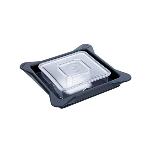 Blendtec Lid - Soft Vented Gripper Mix-in with Square Clear Plug