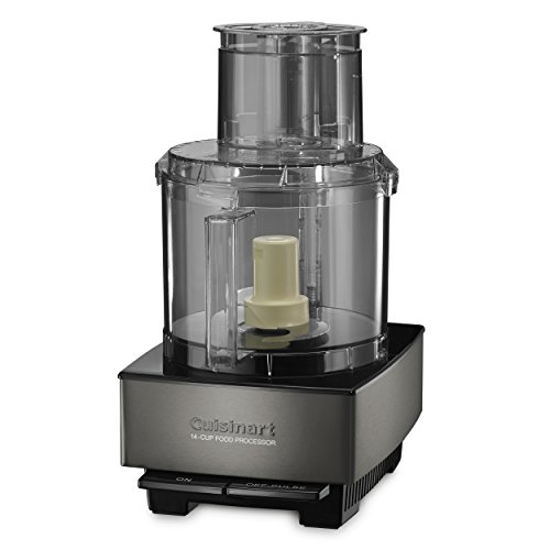 Cuisinart DFP-14BSKY Custom 14 Cup Food Processor, Black