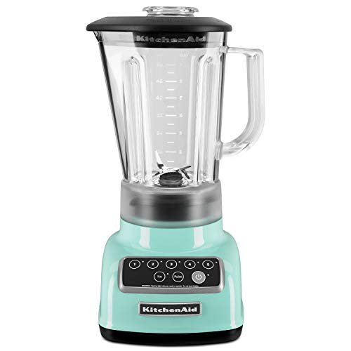 KitchenAid KSB1570IC 5-Speed Blender with 56-Ounce BPA-Free Pitcher - Ice