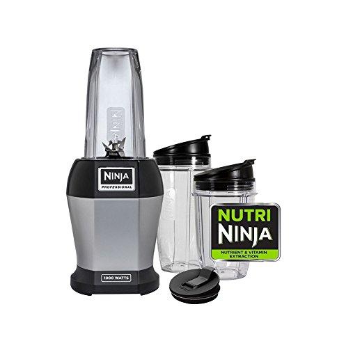 Ninja Nutri, Stainless Steel/Black