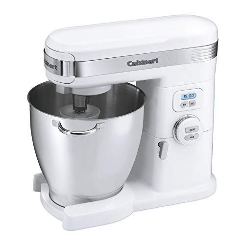 Cuisinart SM70FR 12-Speed Stand Mixer (White) (Renewed)