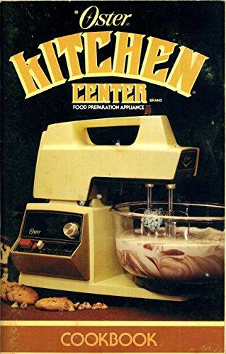 Oster Kitchen Center Food Prepartion Appliance