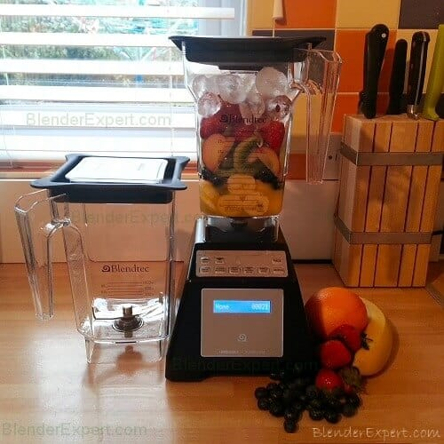 My Multipurpose Blendtec Total Blender Out Of The Box