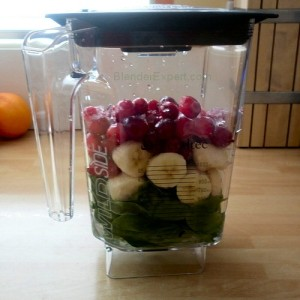Using the best blender for smoothies
