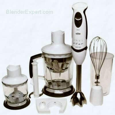 Braun Multiquick hand blender MR5550