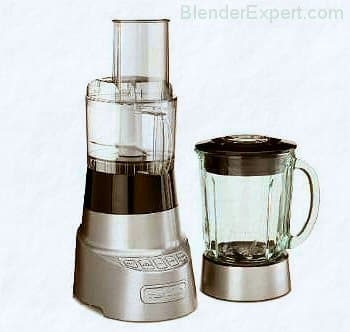 cuisinart duet blender food processor