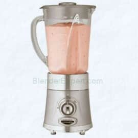Hamilton Beach Eclectrics Blender - The All-Metal Blender