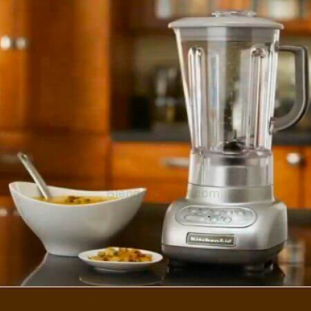 kitchenaid 5 speed blender
