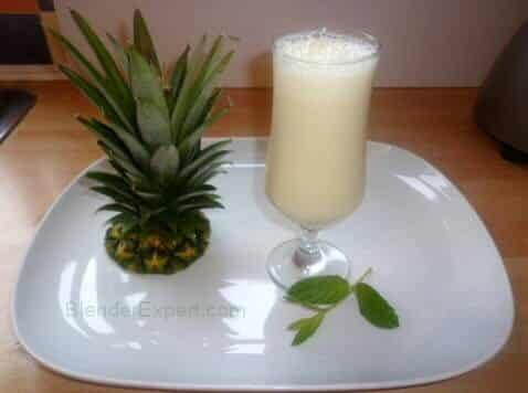 Pineapple-Mint Lassi