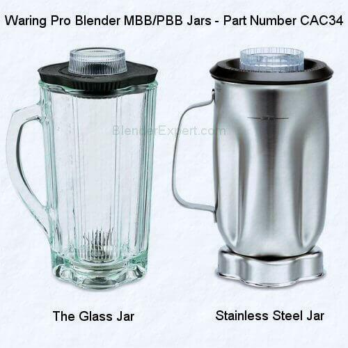 Waring Pro Blender Jars - CAC34