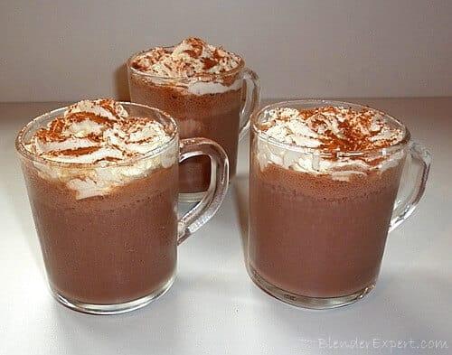 Choca Mocha Milkshake