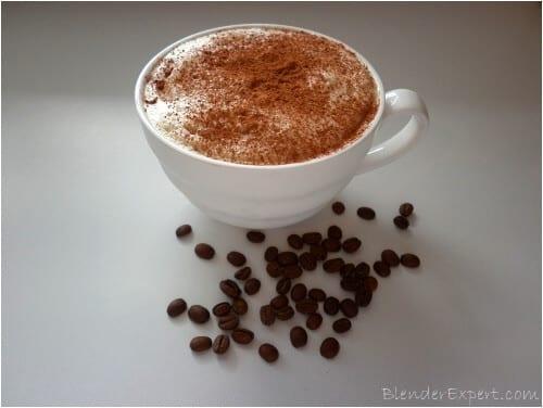 Creamy Coffee Milkshake