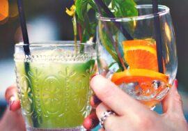 bar blender drinks