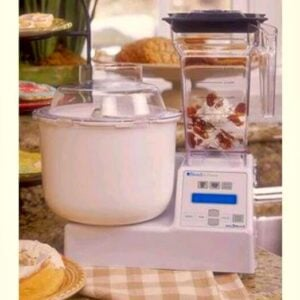 Blendtec Mixer And Blender – All In One